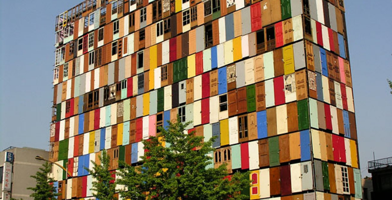 1000 doors in Seoul