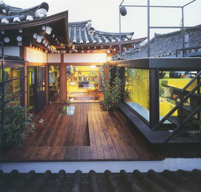Motoelastico et la maison traditionnelle cor enne cahier for Architecture traditionnelle
