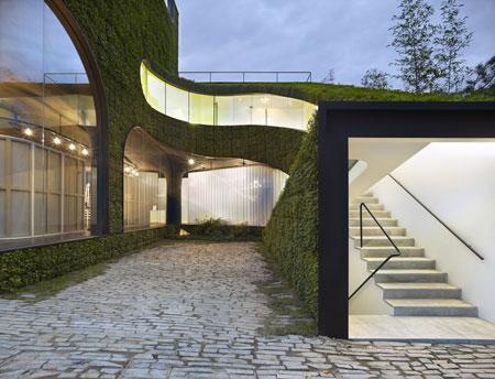 architecture coréenne