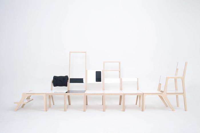 seung yong song - mobilier