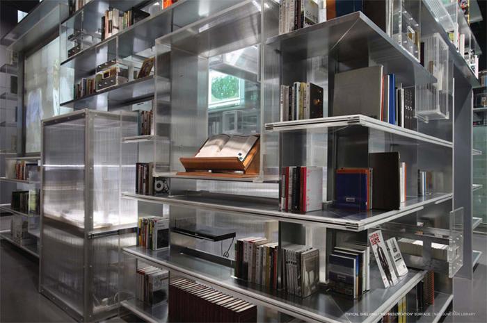 name june paik library