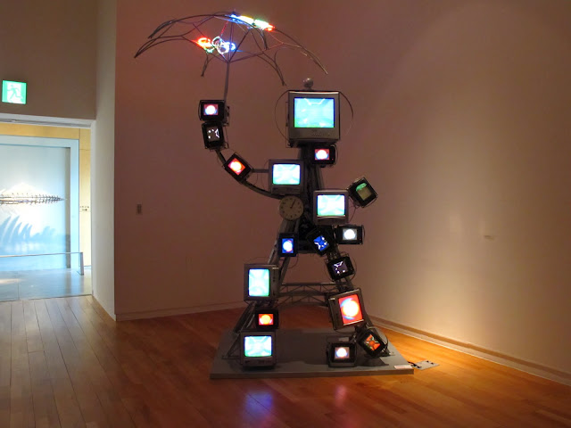 nam june paik robot