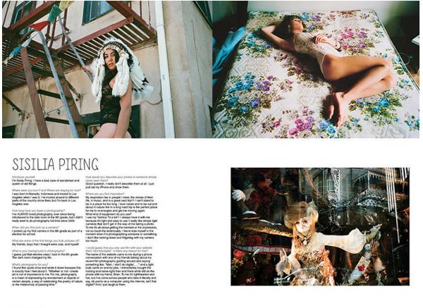 sisilia piring - blink magazine