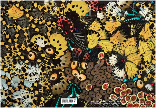 blink magazine couverture
