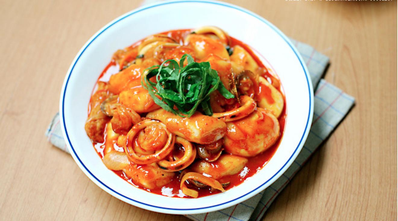 Recette du tteokbokki cuisine cor enne cahier de seoul for Cuisine coreenne
