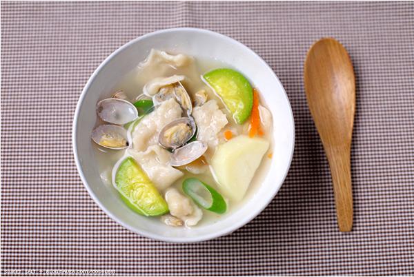 soupe coréenne