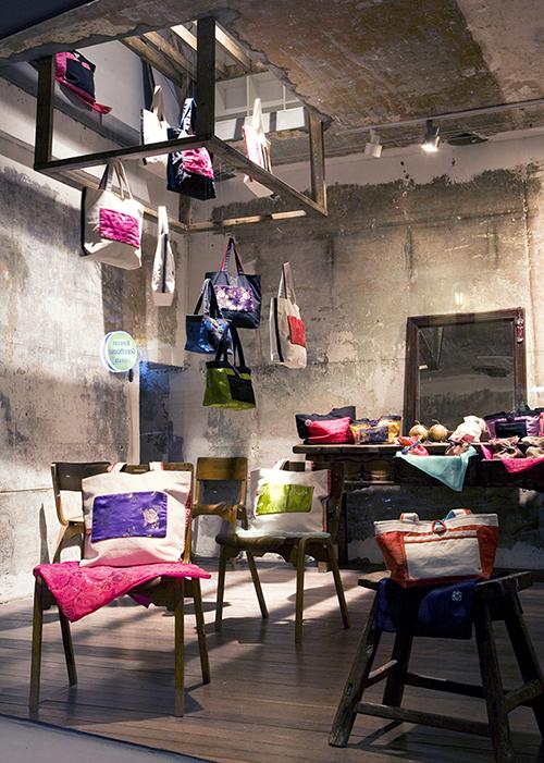 magasin sac coréen