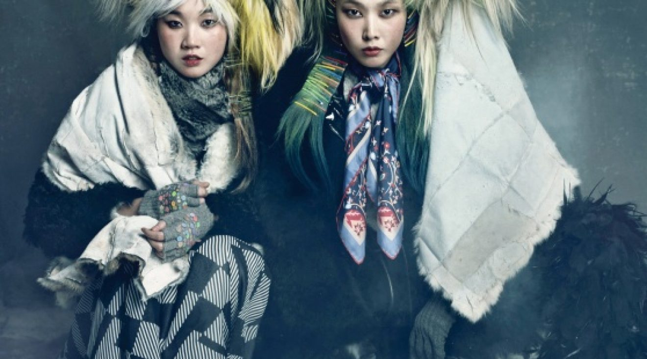 Vogue-Korea 2012