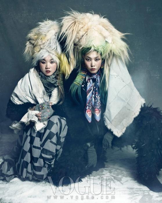 Vogue-Korea hiver