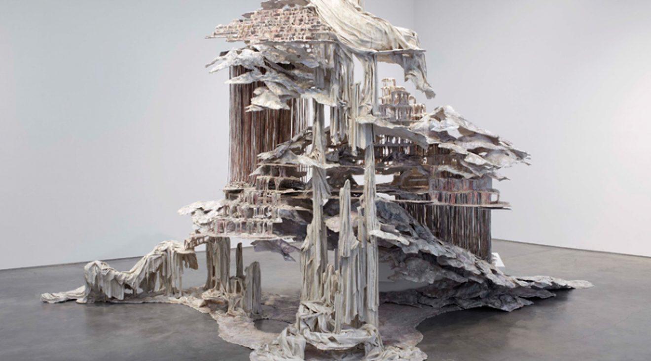 Les ruines de l utopie par l 39 artiste lee bul cahier de seoul for Architecture utopiste