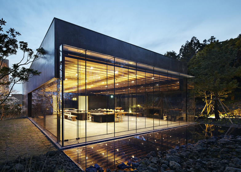 for Modern korean house architecture
