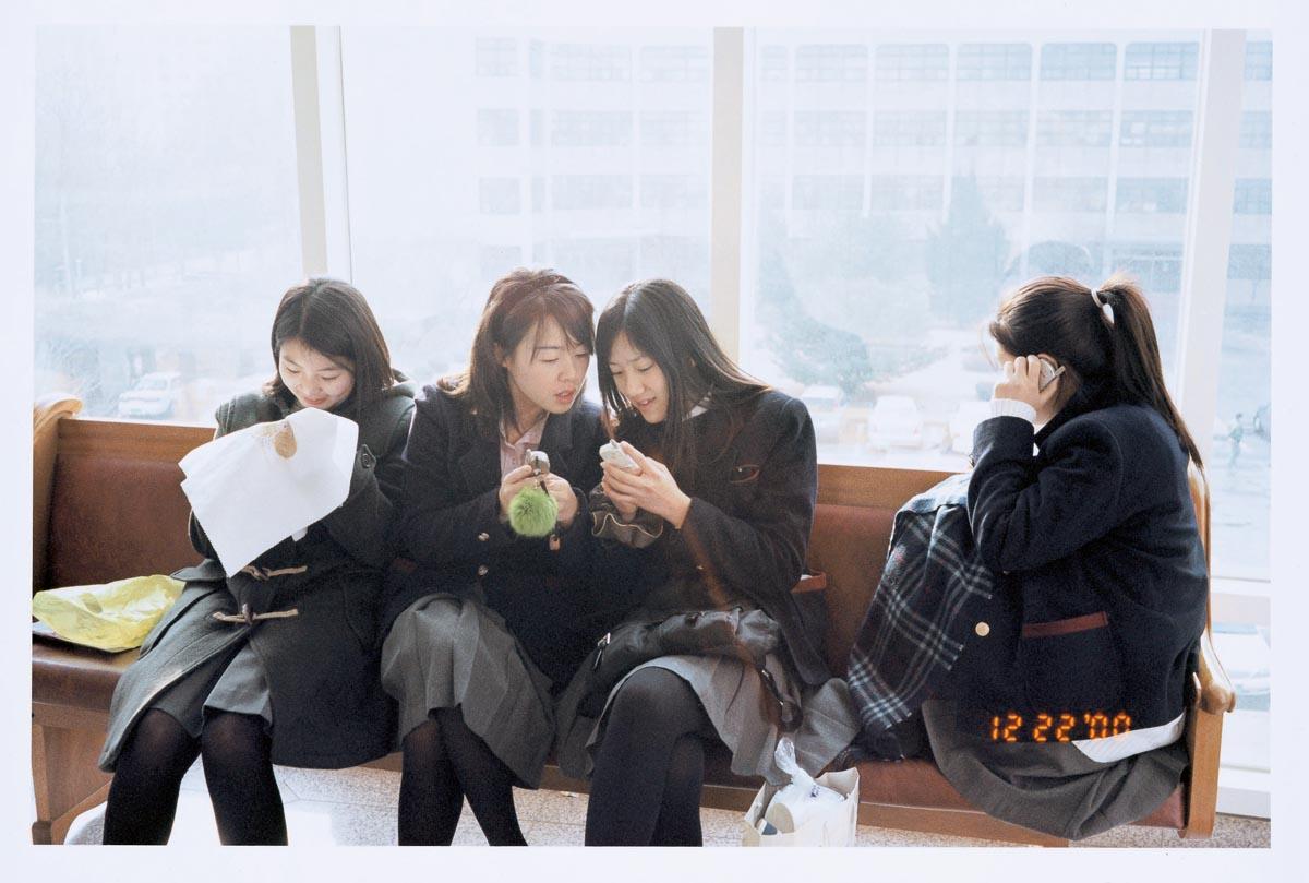 Nikki S. Lee The Schoolgirls Project(22) Digital C- Print, 2000