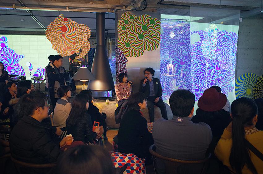Creators Night @ art center nabi