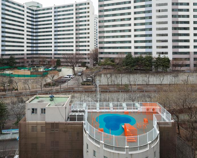 루프루프 Roof loop / 2015
