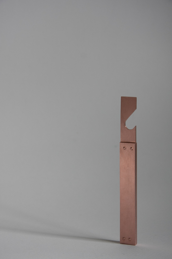 Copper Bottle Opener, 2014