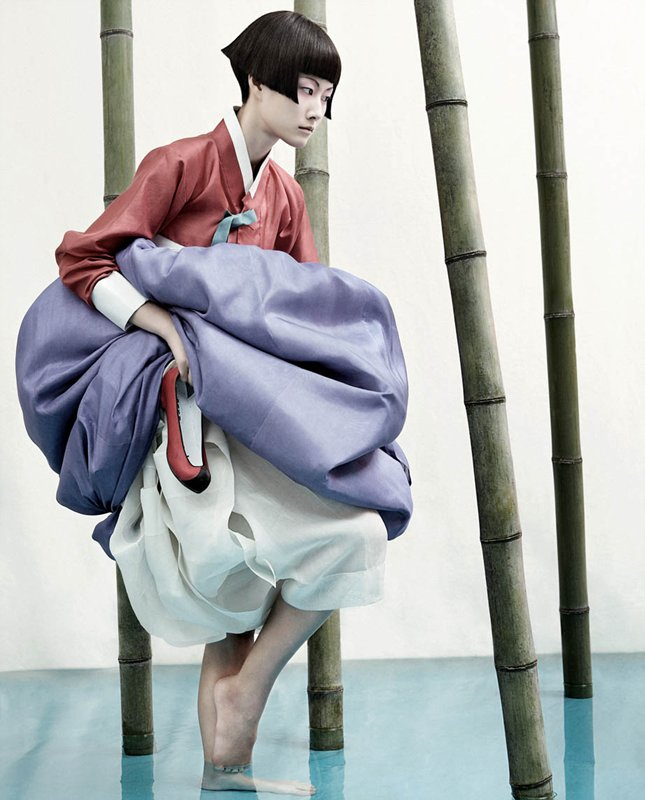 femme coréenne kim kyung soo