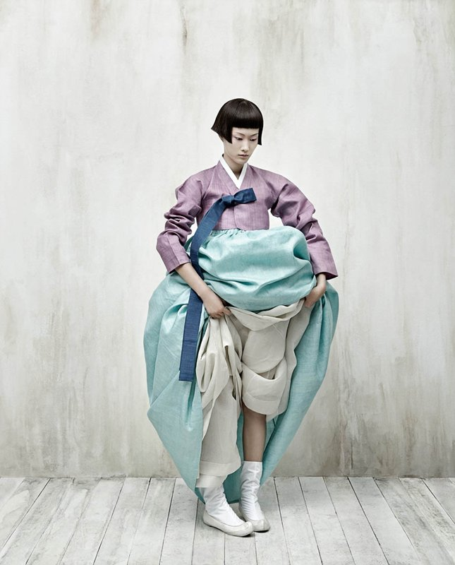 femme coréenne - kim kyung soo