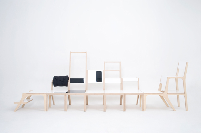 seung yong song - mobilier