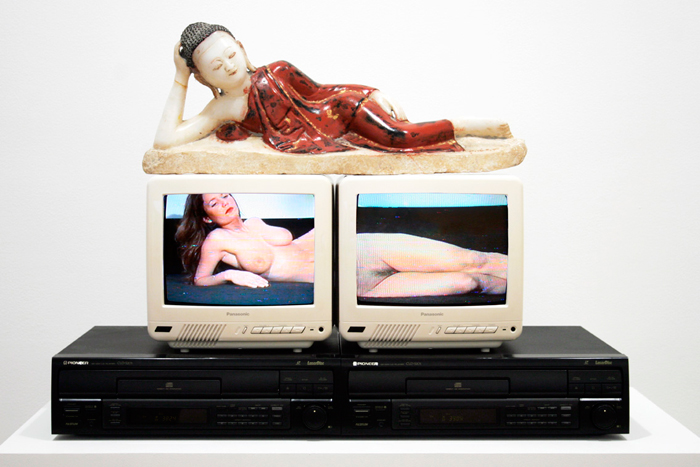 nam june paik cr ateur de l 39 art video cahier de seoul. Black Bedroom Furniture Sets. Home Design Ideas