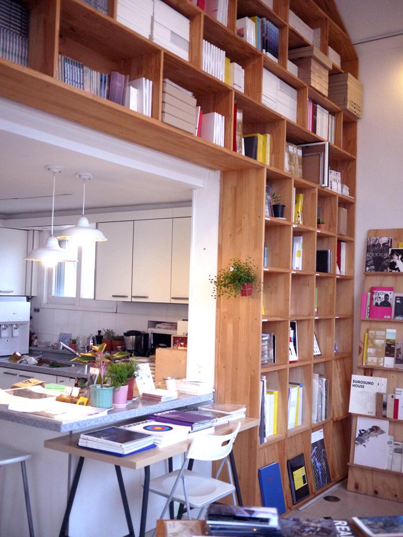 librairie seoul