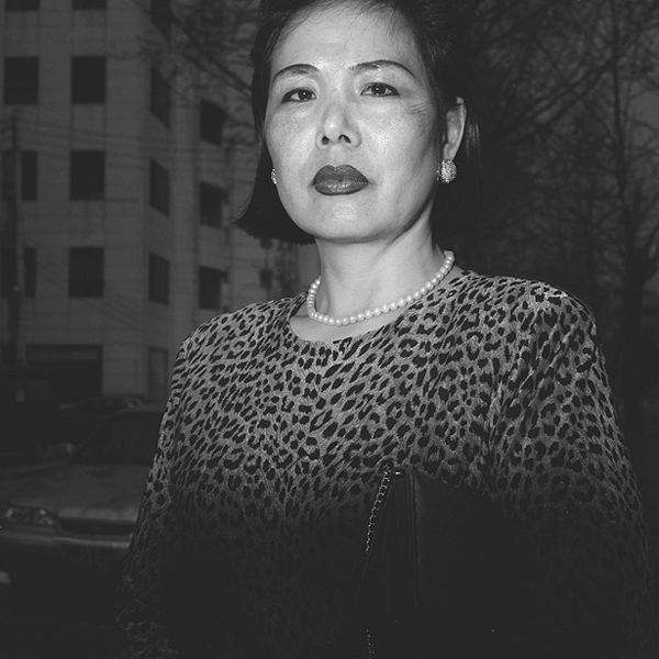 femme mure coréenne