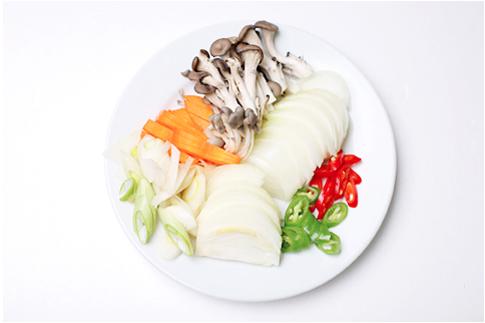 legume coréen