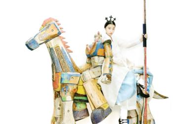 hanbok - fashion - illustration coréenne