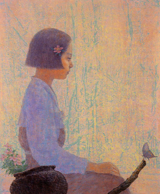 peintre coréen