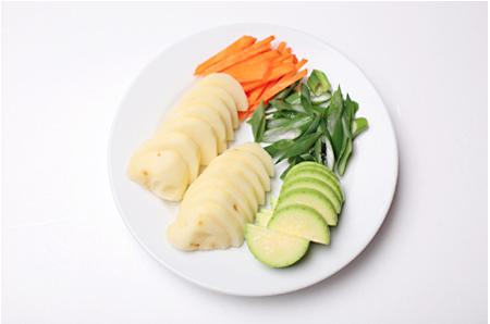 recette nouilles coréennes