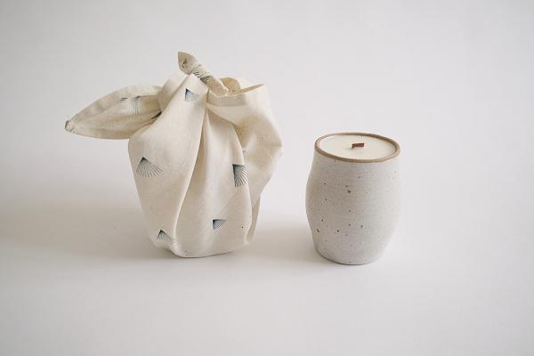 ceramique - bougie coréenne