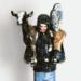 sculpture photographique - artiste coréen