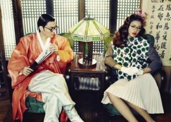 hanok seoul - fashion
