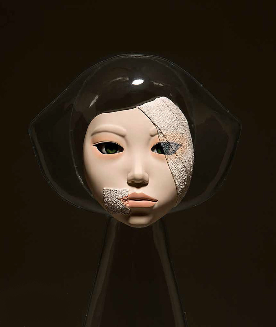 Yu Jin Young - sculpteur coreen
