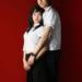 couple lycéens coréens