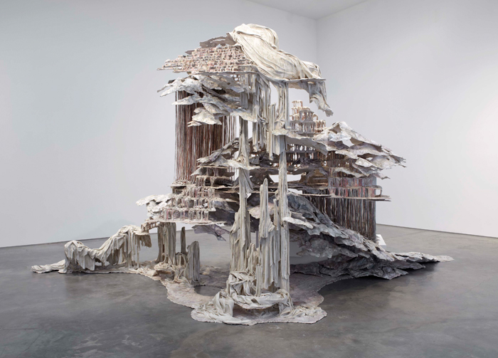 Lee Bul - artiste coréen contemporain - sculpture