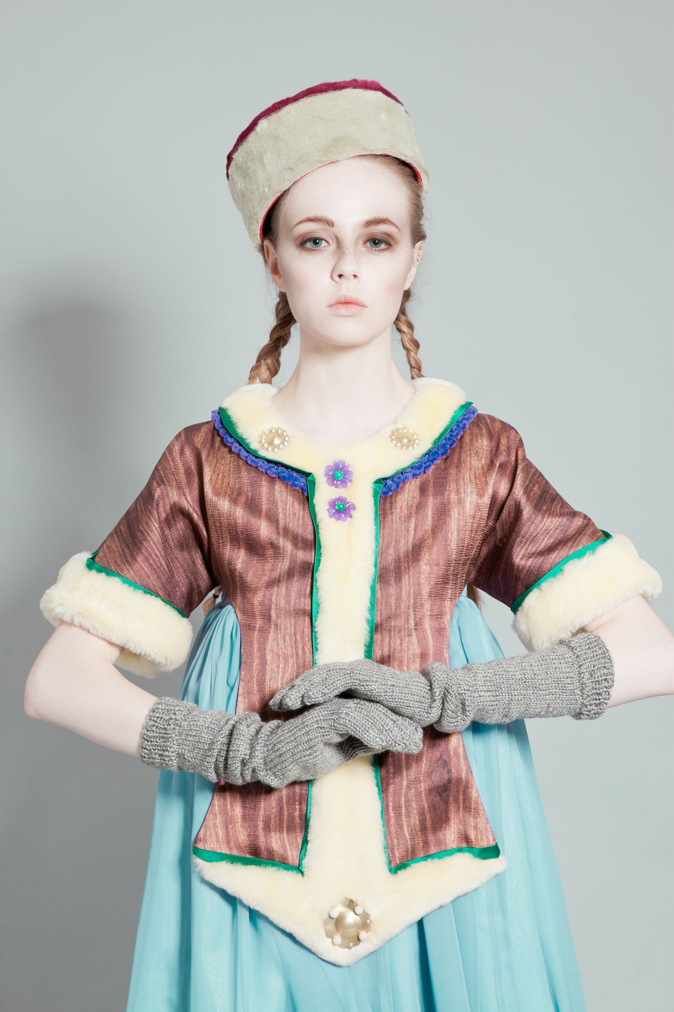 Yeashin Kim - mode coréenne