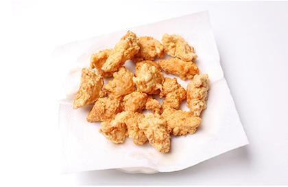 poulet frit coréen-recette