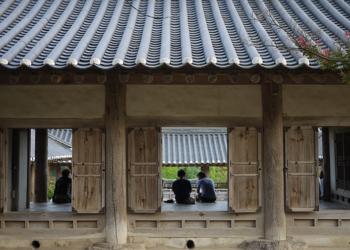 voyage en Corée du sud Andong