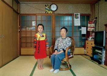 Jeune Fille coréenne en Hanbok