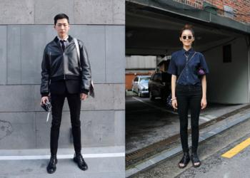 la mode de rue a seoul