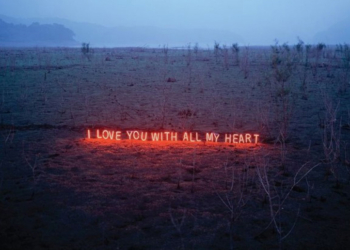jung lee - neon - i love you with all my heart