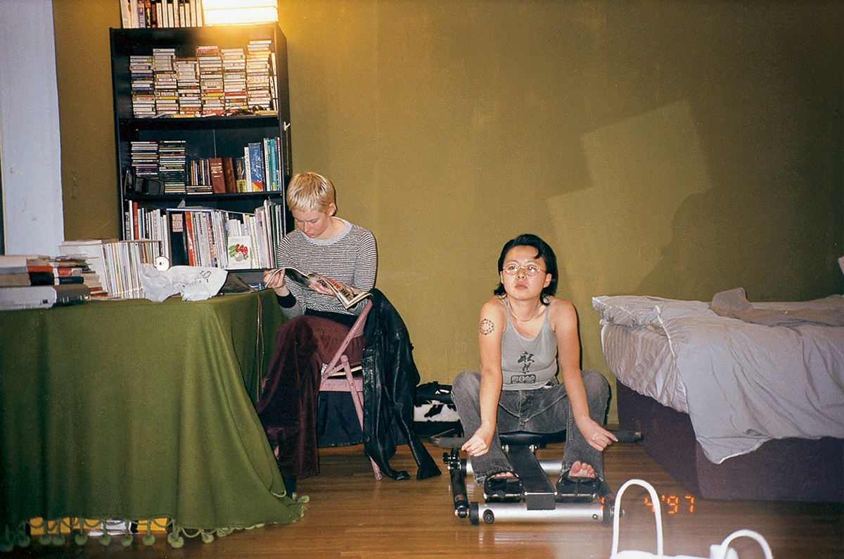 Nikki S. Lee_The Lesbian Project_cahierdeseoul_1