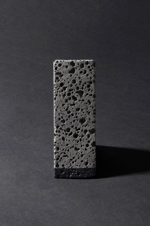 Basalt; stationery series _ 2014
