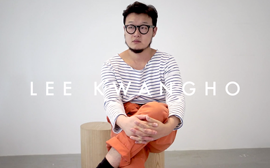 Interview - LEE Kwangho