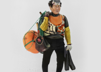haenyo - plongeuses de jeju - corée