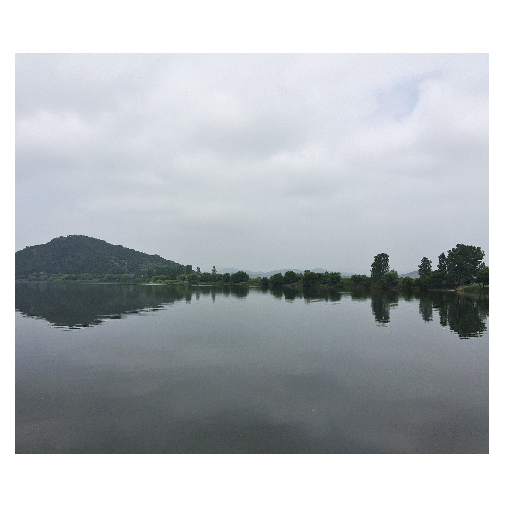 paysage coréen