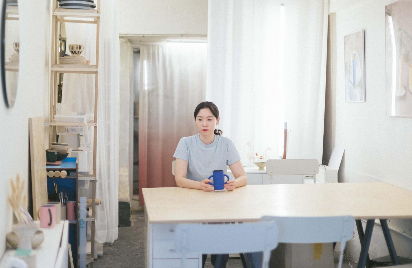 minseon Kim - portrait